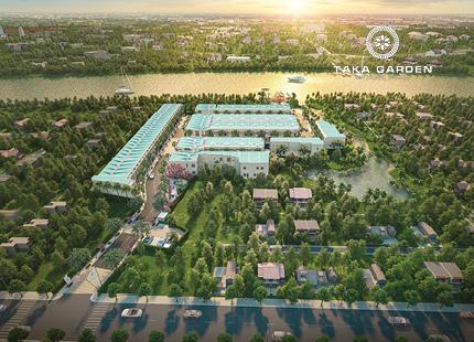 """TP Tân An: """"Đón đầu"""" tiềm năng phát triển bất động sản Long An"""